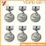 Tagliare la medaglia in lega di zinco per il ricordo (YB-LY-C-10)