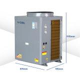 ヒートポンプの給湯装置Evi、中国、家の暖房および空気調節のEviの空気ソースヒートポンプのための1のすべて