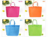 Fast Delivery Gift Shopping Bag Recycable Clothing Not Woven Handbags