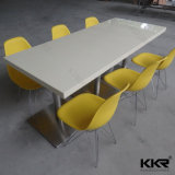 1500x600mm Kfc Rectangle jeux de table à manger