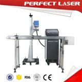 Macchina del laser della marcatura del laser di codice della data per il metalloide