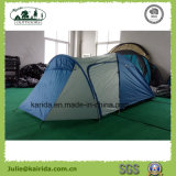 Wasserdichtes kampierendes Vierpersonenzelt mit Wohnzimmer