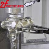 O acrílico fazendo à máquina do ABS POM PMMA do metal do CNC parte o CNC moldado fazendo à máquina do OEM do protótipo da elevada precisão injeção plástica que gira as peças feitas sob encomenda