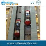 Type ascenseur commercial de capsule de LMR de passager de vue de vue