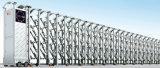 Portello ritrattabile ad alta velocità automatico della lega di alluminio con