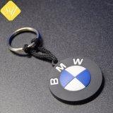 Boa qualidade de Silicone Personalizado carro BMW Chaveiro de promoção