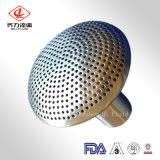 Preço de fábrica sanitário do filtro de água do aço inoxidável do produto novo do projeto