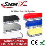 K力の警察またはトラフィックのためのマイクロ60inch線形牽引LEDのライトバー