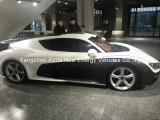 Automobile elettrica popolare dell'automobile sportiva con l'alta velocità