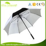 30 인치 겹켜 방풍 자동적인 열려있는 골프 우산