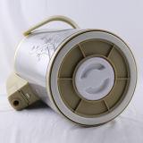 POT dell'aria di vuoto dell'acciaio inossidabile del fornitore della Cina con la fodera di vetro (AGUR)