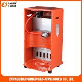 ISO9001 calentador de Gas móvil eléctrico portátil Sn13-LF