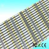 2835 barra rigida di lumen LED della barra 0.2W/LED di larghezza LED di 4mm alta