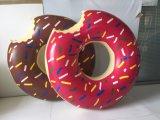 도넛 또는 도넛 수영 반지 또는 팽창식 도넛 수영 반지