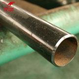 ASTM A53 ERW soldado em volta da tubulação de aço que solda a tubulação de aço preta suave de carbono da tubulação