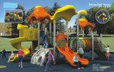 Kind-Spielzeug-Schulkind-Spielplatz-Gerät