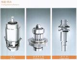 DIN/FEM/ISOのセリウムの証明書が付いている標準0.25-5t電気チェーン起重機のための最もよい競争の製造者