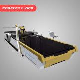 Tissu industriel CNC chiffon Automatique Machine de découpe les fabricants