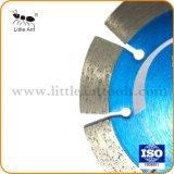 """Prensado en caliente de la pared de disco de corte Herramientas de Hardware de la hoja de sierra de diamante sinterizado para pared 4.5""""/114mm"""