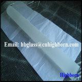Palillos blancos lechosos del vidrio de cuarzo de la silicona fundida de la resistencia térmica