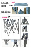 제조자 3X3m 닫집 천막 알루미늄 Foldable 전망대 주문 옥외 옥스포드 닫집