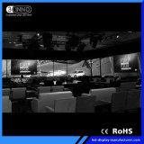P2.5mm de alta definición de ultra alta relación de contraste de pantalla de pared de emisión de vídeo