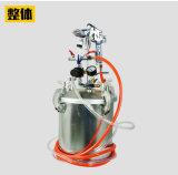 TCPの全体的な2-1/2ガロン- (大きいボリューム絵画のための調整装置の圧力計が付いている10リットル)圧力鍋のペンキタンク
