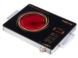 singolo fornello di Infrared dell'elemento riscaldante dell'anello del fornello 2000W del fornello infrarosso infrarosso di tocco