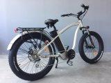 Bici gorda enmarcada Al-Aleación del motor eléctrico del neumático con la aprobación Hummer1000 del Ce