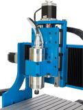Taglio dell'incisione del legno che intaglia il mini router di CNC