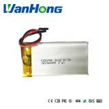 디지털 제품을%s 653460pl 3200mAh 3.7V Li 중합체 건전지