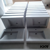 Kkrの新しいデザインアクリルの固体表面の浴室の流し