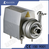 SUS304 sanitaires pompe centrifuge de sanitaires en acier inoxydable de la pompe de liquide portable