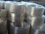 Fabricante de PVC no tóxico de mangueras de agua transparente para el hogar