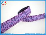 Сплетенная планка полиэфира тесемки упаковывая для вспомогательного оборудования одежды ботинка мешка