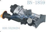 Aluminiummotoröl-Kühlvorrichtung/Kühler für Opel/FIAT (Soem: 55238294)