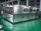 Chaîne de production pure complètement automatique de l'eau de 5 gallons remplissage de machine