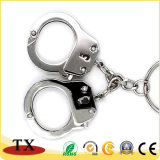 Customized Logo Mini Key Chain for Handcuffs