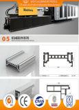 Produits en aluminium de profil pour les accessoires mécaniques