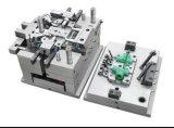 China fabricante de moldes de plástico injeção personalizados para o gancho de plástico