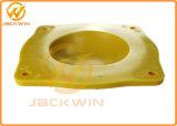 Стержень дороги глаз кота желтого цвета рынка Южной Америки пластичный солнечный