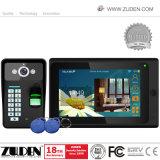 Gravação de imagem do telefone da porta de vídeo de intercomunicador