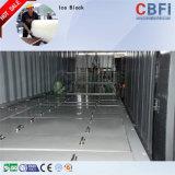 Машина льда блока испарителя пробки катушки Containerized для рынка Ганы