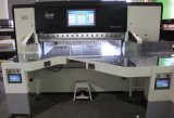 Máquina cortadora de papel automática completa