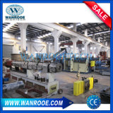 Pnhs Plastic Waste Film Recycling Pelletizing Extrusion Production Machine