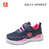Chaussures de sport mode soft chaussures de course pour les enfants avec Flyknit Upper