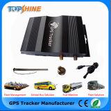 4つの燃料センサーを持つ高く敏感なトラック3G GPSの追跡者