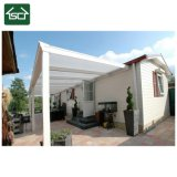 European Style Terrace Patio Roofing with Double Knell Sliding Doors