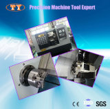 専門家は鋼鉄シャフトの精密CNCの回転工作機械を堅くする