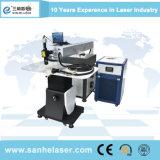 precio de fábrica del fabricante de China/Equipos de soldadora láser para la publicidad palabras